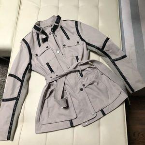 BCBG fall coat